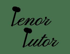 Tenor Tutor Logo