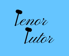 TenorTutor Logo Blue